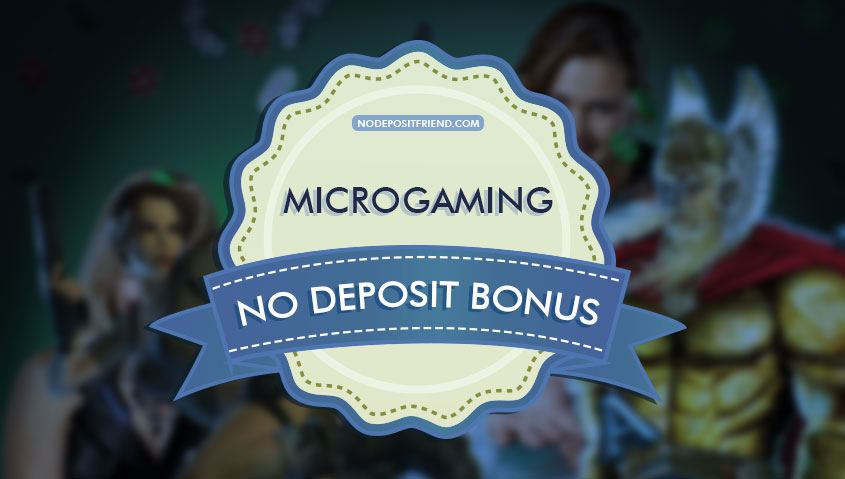 Microgaming with free - 40827