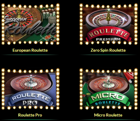 Roulette payout - 256481