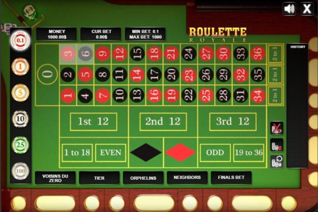Roulette strategi Greentube - 496986