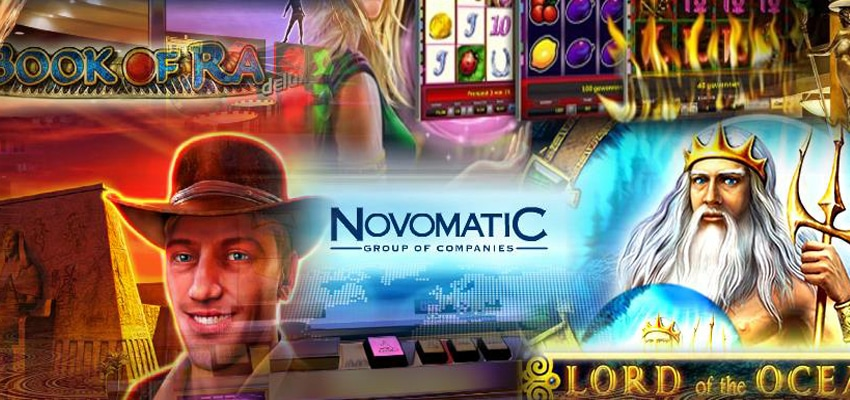 Casino med Novomatic - 238528
