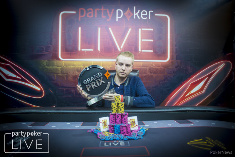 Partypoker live - 307142