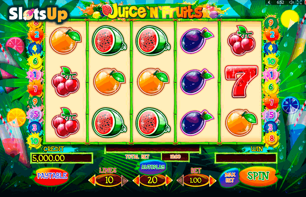 Free spins Fruits - 719341