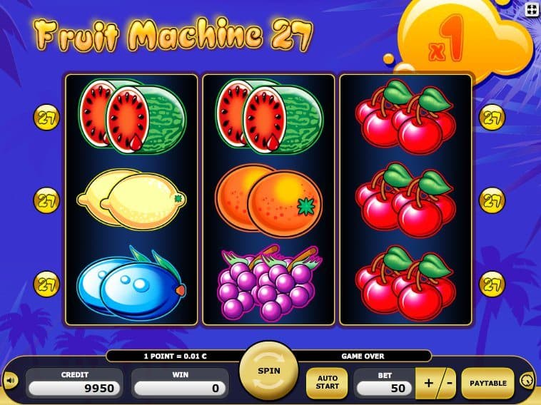 Free spins Fruits - 795258