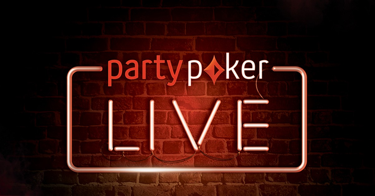 Partypoker live account - 314162
