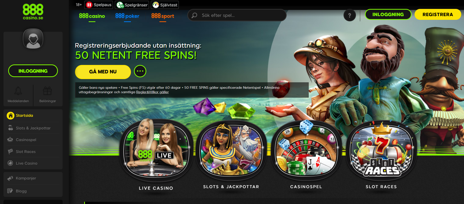Free spins - 865573