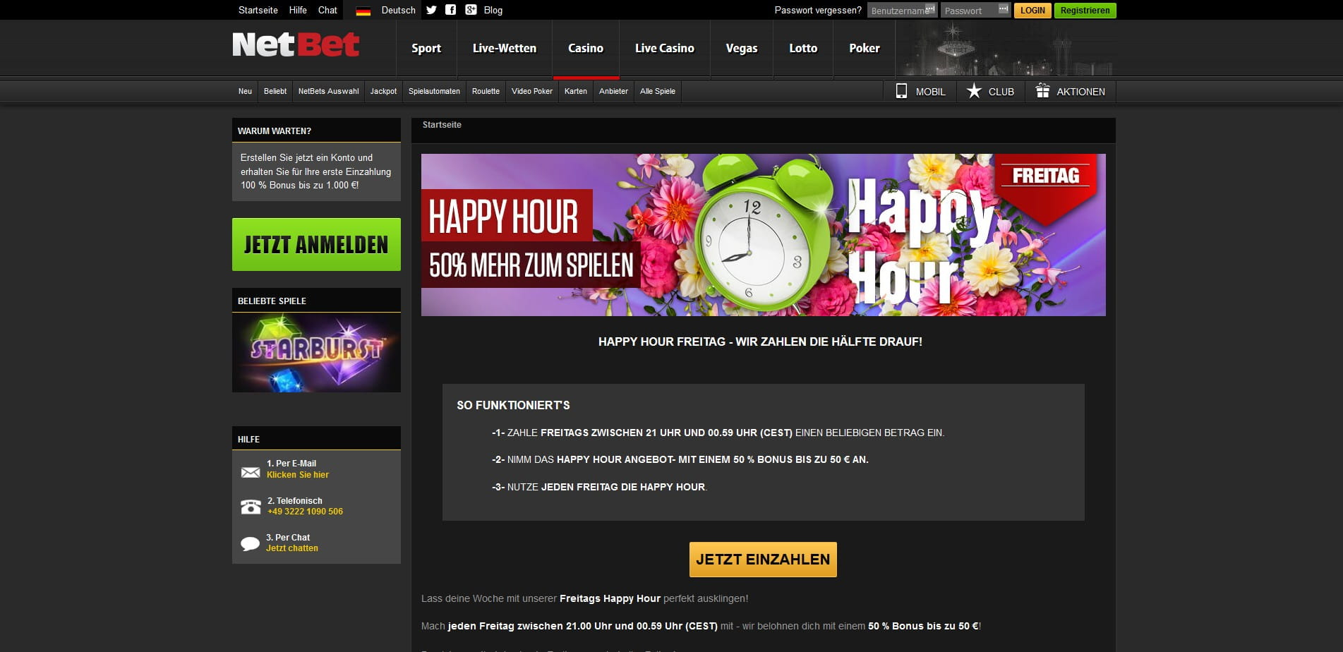 Happy Hour bonus - 231251