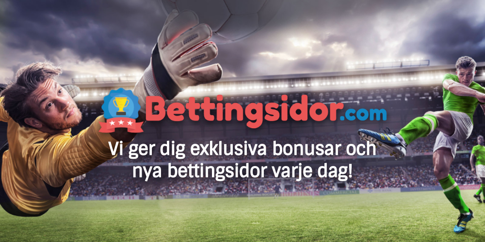 Nya bettingsidor 2020 - 577517