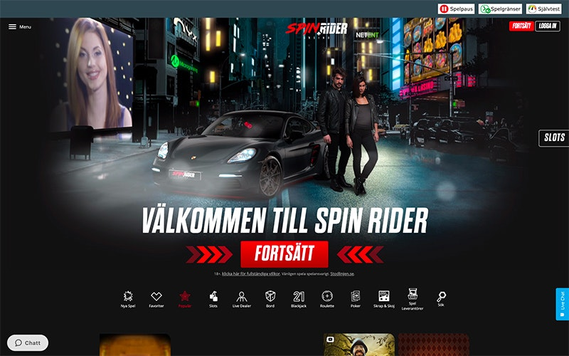 Utlottning Iphone Spinrider - 482916